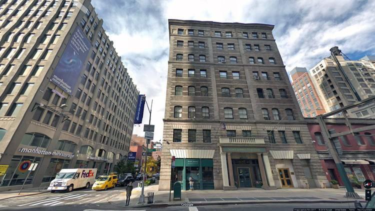 rent office 137 varick street