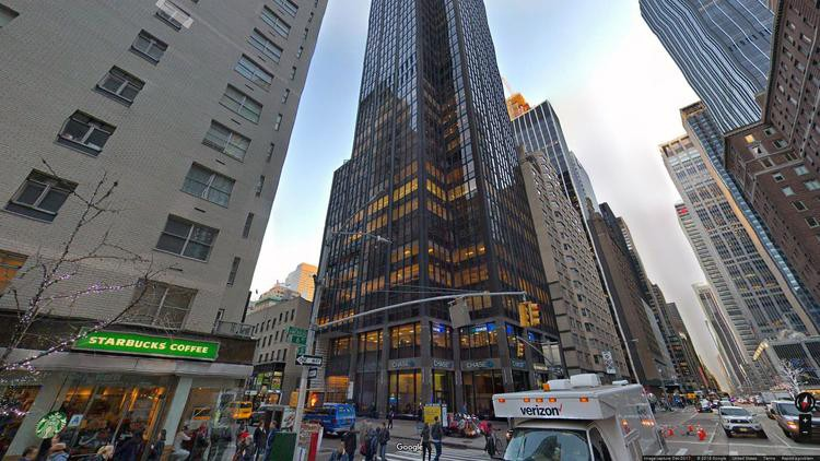 lease office 1370 avenue of the americas