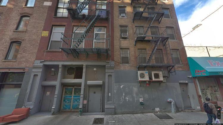 rent office 138 baxter street