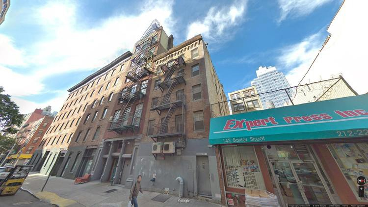 lease office 138 baxter street