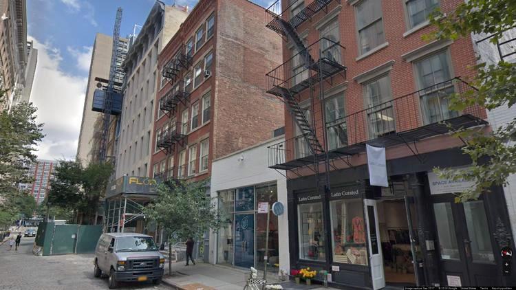 lease office 138 wooster street