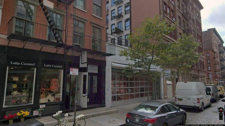 let office 138 wooster street