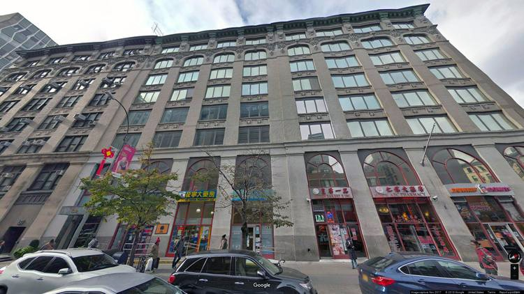 lease office 139-149 centre street