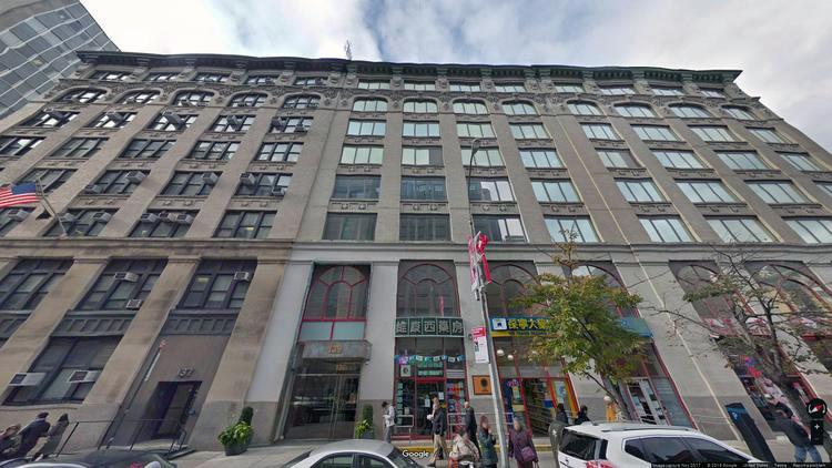 rent office 139-149 centre street