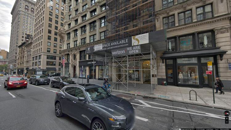 lease office 139 fifth avenue