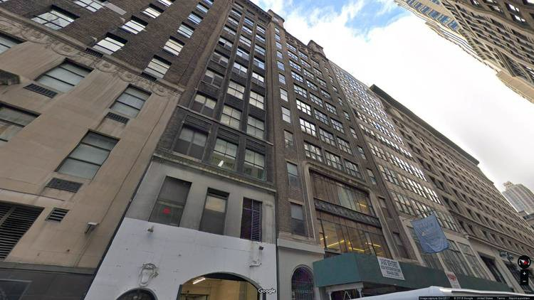 let office 14 east 38th street