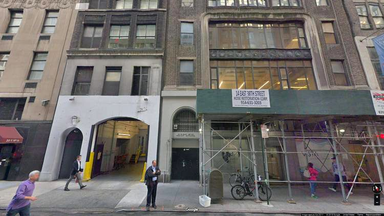 rent office 14 east 38th street