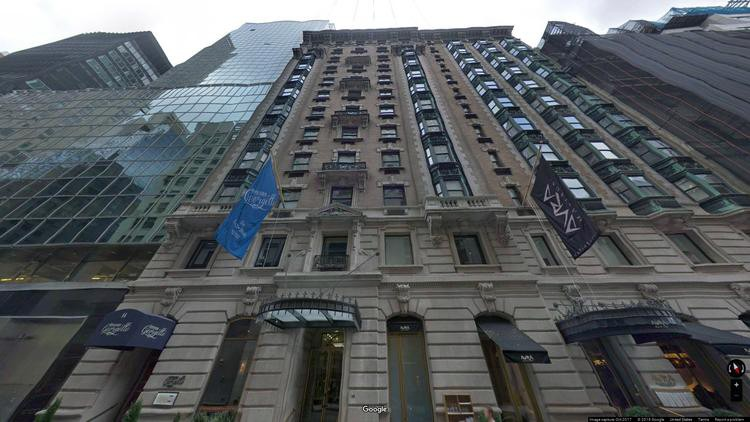 lease office 14 east 60th street