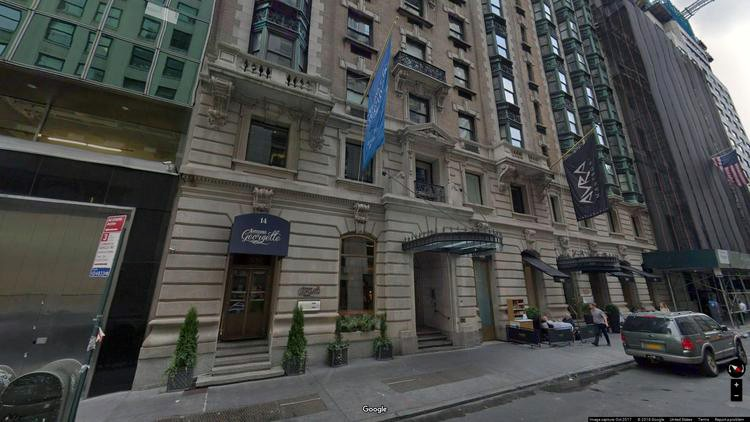 rent office 14 east 60th street