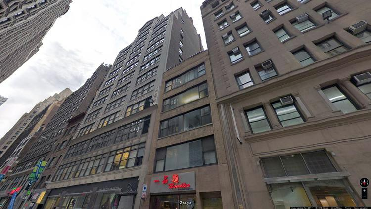 let office 142-148 west 36th street
