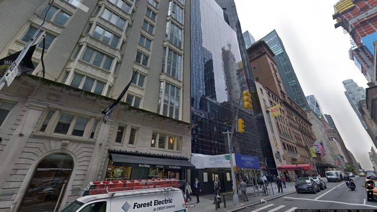 lease office 142 west 57th street