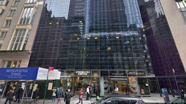 rent office 142 west 57th street