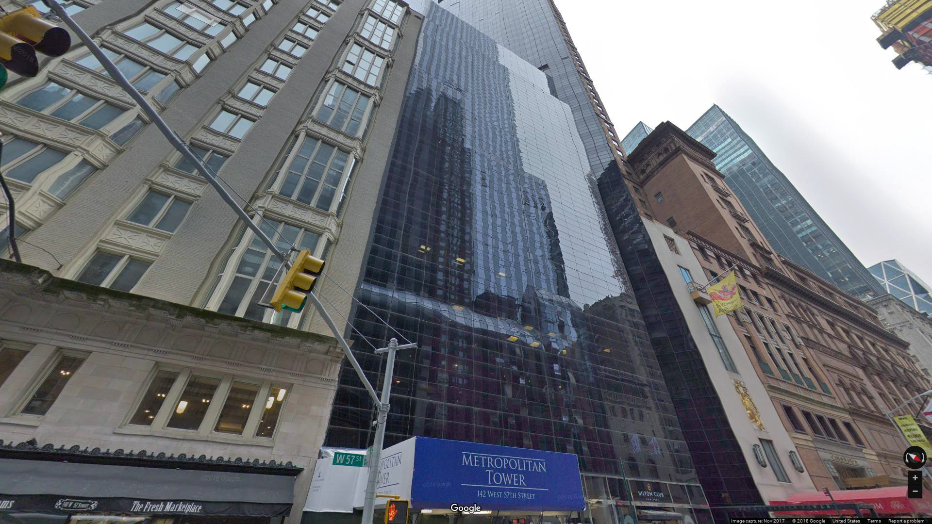 Rent Lease Coworking Or Sublease Office 142 West 57th Street