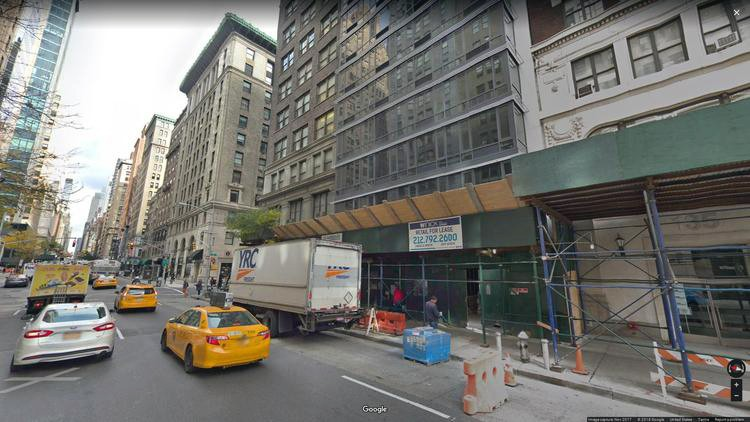lease office 143-145 madison avenue