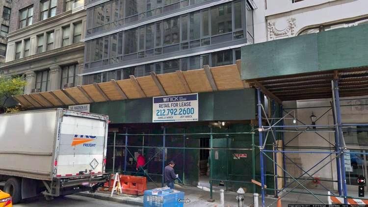 rent office 143-145 madison avenue