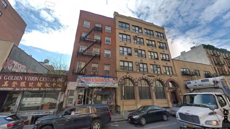 lease office 145-147 east broadway