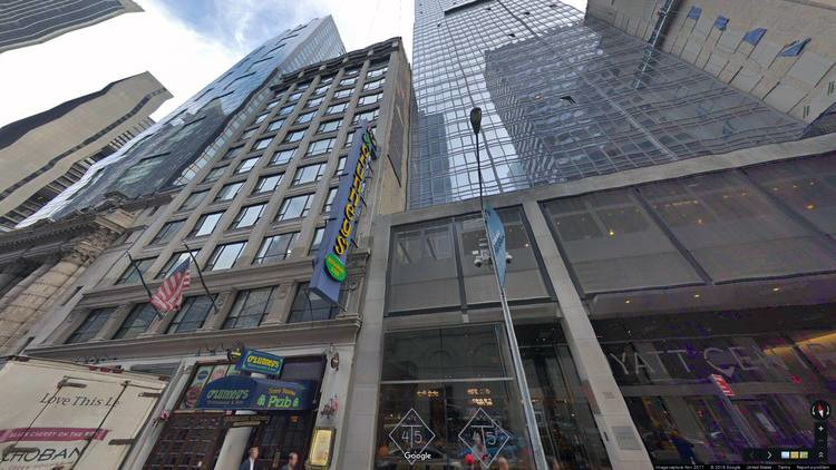 let office 145 west 45th street