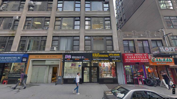 rent office 146 west 29th street