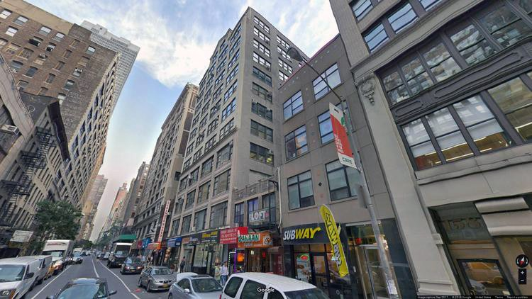 lease office 146 west 29th street