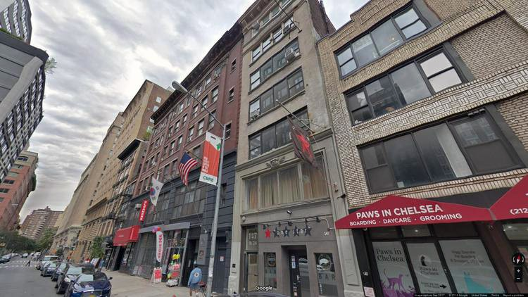 lease office 147 west 24th street