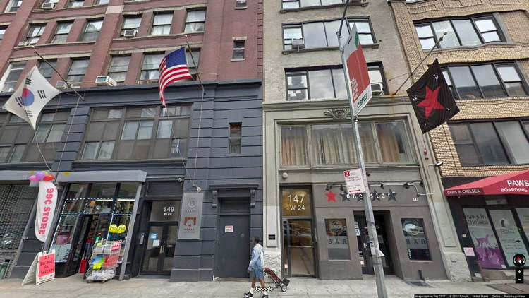rent office 147 west 24th street