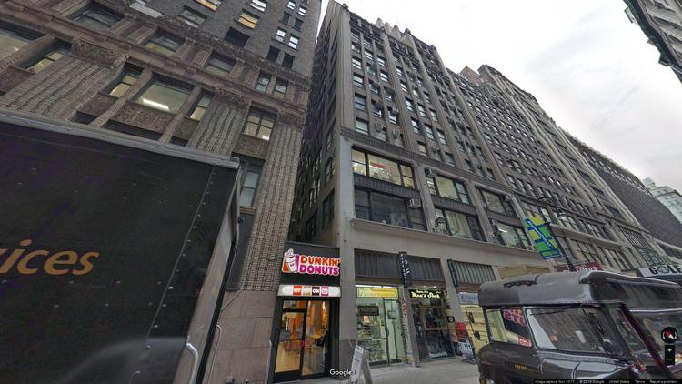 lease office 147 west 35th street
