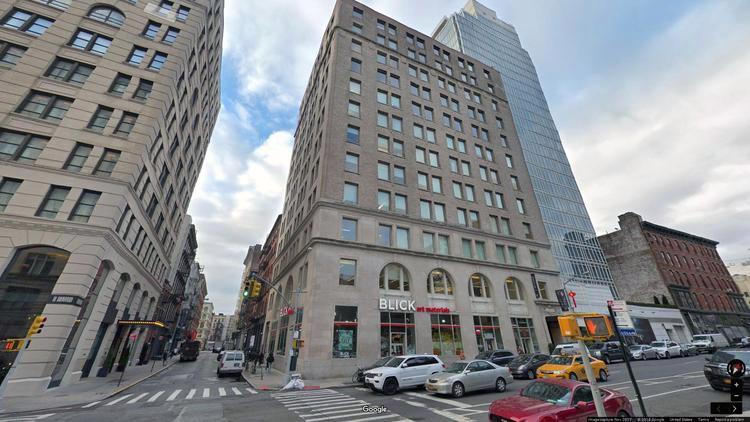 rent office 148 lafayette street