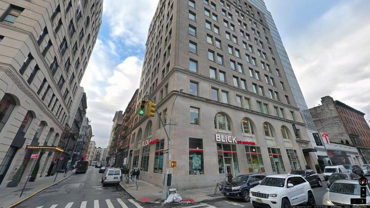 lease office 148 lafayette street