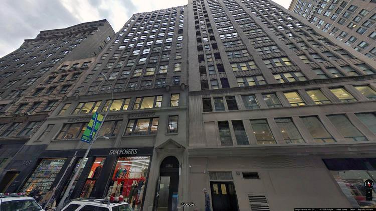 let office 148 west 37th street