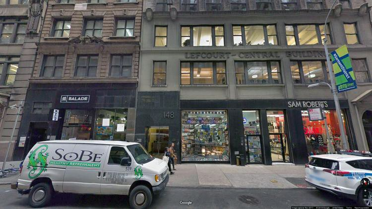rent office 148 west 37th street
