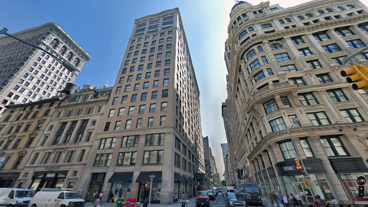 let office 149 fifth avenue