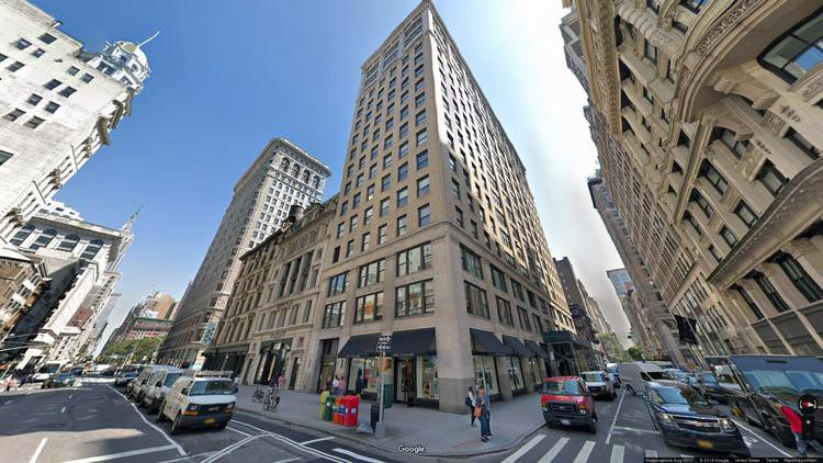 lease office 149 fifth avenue