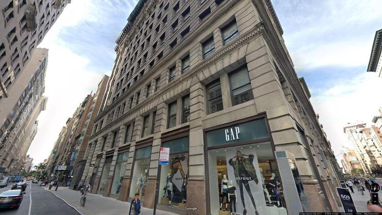 let office 15-17 west 18th street