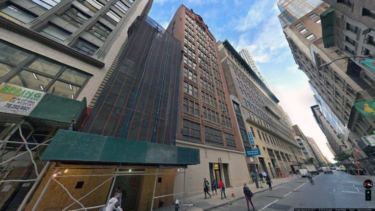 let office 15-17 west 38th street