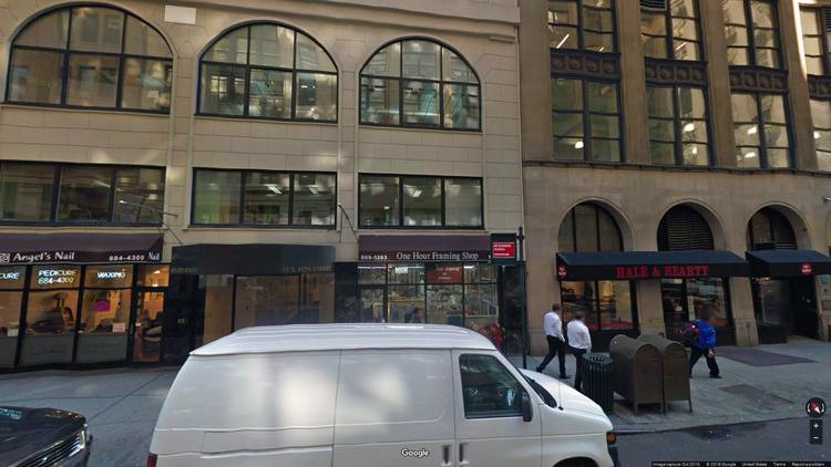 rent office 15 east 40th street