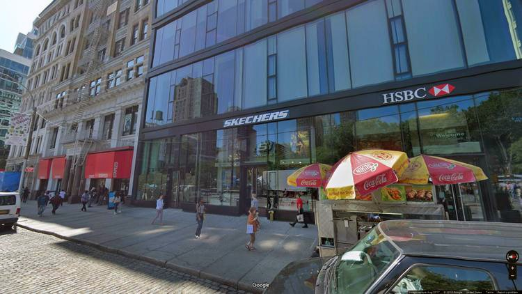 lease office 15 union sq w