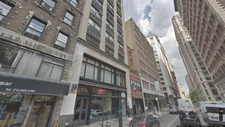 lease office 15 west 26th street