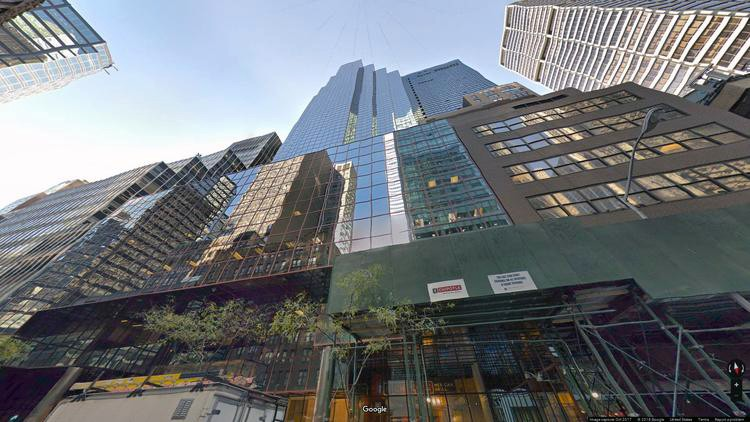rent office 150 east 52nd street
