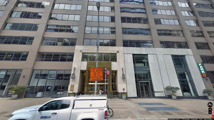 rent office 150 east 58th street