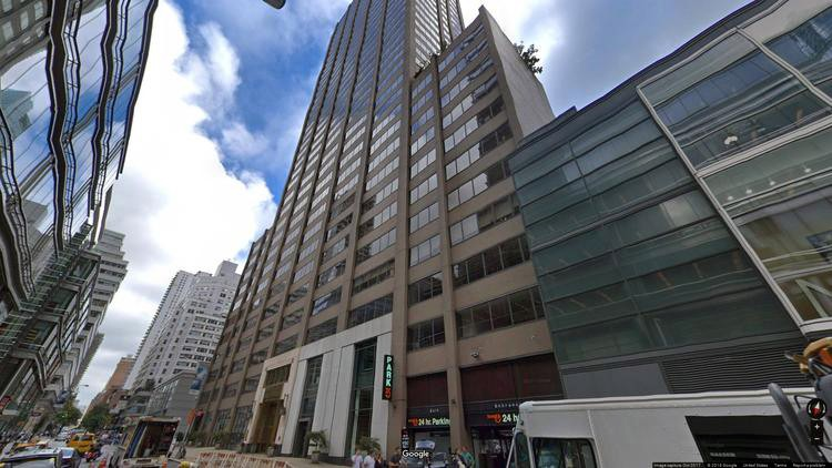 let office 150 east 58th street