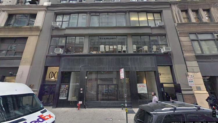 rent office 150 west 25th street