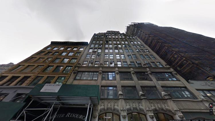 lease office 150 west 28th street