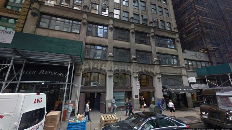rent office 150 west 28th street