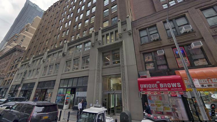 rent office 150 west 30th street