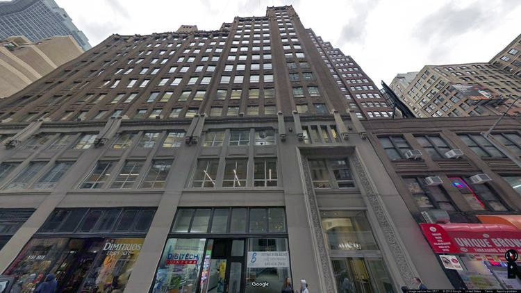 lease office 150 west 30th street