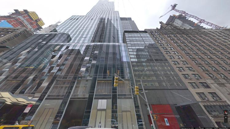 lease office 151 east 57th street
