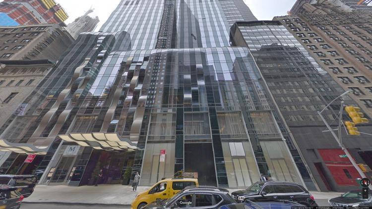 rent office 151 east 57th street