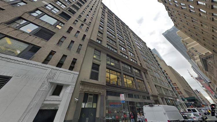 lease office 151 west 30th street