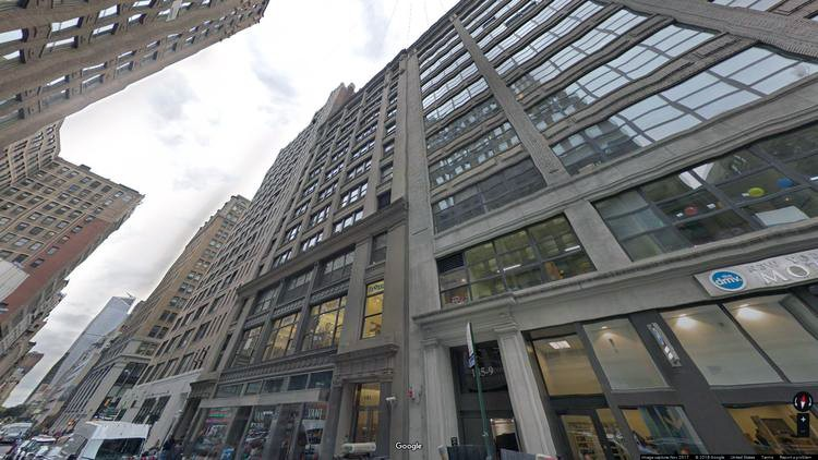 let office 151 west 30th street