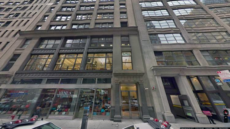 rent office 151 west 30th street